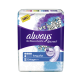 40 St. always Discreet Inkontinenz Long Plus 8er Pack x 5