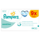 Pampers Feuchte Tücher Sensitive - <Titel>