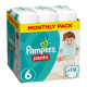 Pampers Baby Dry Pants Gr.6 Extra Large 15+kg MonatsBox, 116 Stück