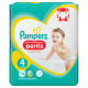 Pampers Premium Protection Pants Gr.4 Maxi 9-15kg Tragepack