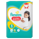Pampers Premium Protection Pants Gr.5 Junior 12-17kg Tragepack, 17 Stück