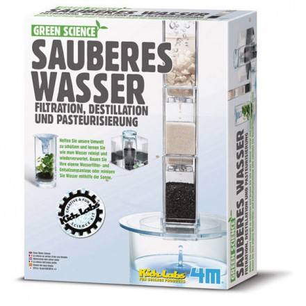 Green Science - Sauberes Wasser