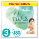 Pampers Pure Protection Gr. 3 Midi 6-10 kg MonatsBox, 180 Stück - <Titel>