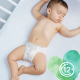 Pampers Pure Protection Monatspack: 132 St. Windeln Gr.5 + 864 St. Feuchttücher - <Titel>