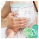 Pampers Pure Protection Probierpack: 27 St. Windeln Gr.2 + 96 St. Feuchttücher - <Titel>