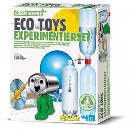 Green Science - Eco Toys Experimentierset