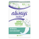 380 St.always Slipeinlage Cotton Protection Normal 38er Pack x 10 - <Titel>