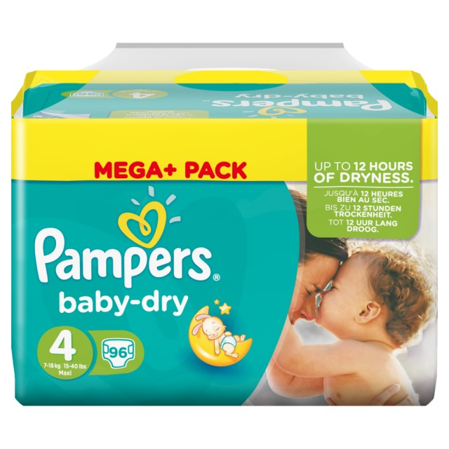 pampers baby dry 7 test vergleich pampers baby dry 7. Black Bedroom Furniture Sets. Home Design Ideas