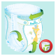 Pampers Baby Dry Pants Gr.6 Extra Large 15+kg MonatsBox - <Titel>